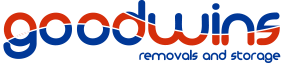 Goodwins Removals Logo