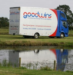 goodwins removal lorry