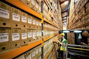 Archive Storage Depot