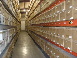 Archive Storage Secure Wharehouse